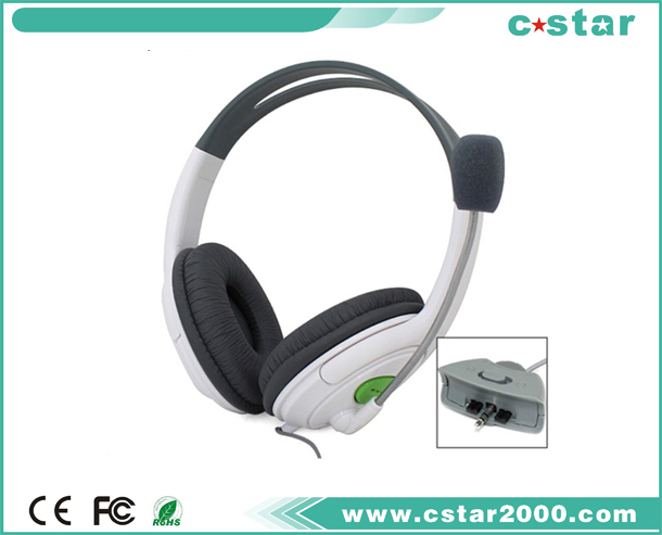 Headset for X-BOX 360