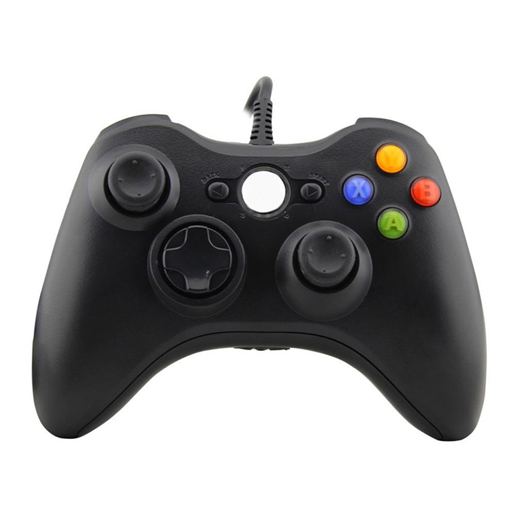 NS5121A XBOX360 Gamepad Electroplating ver